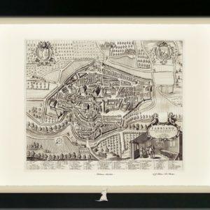 fabriano stampa mappa antica